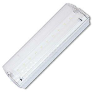 LED21 Nouzové LED svítidlo LEDER Emergency Exit Light 3,3W 3h TL638L-LED